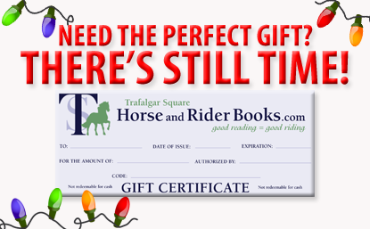 CLICK HERE to order a TSB Gift Certificate in time for Christmas!