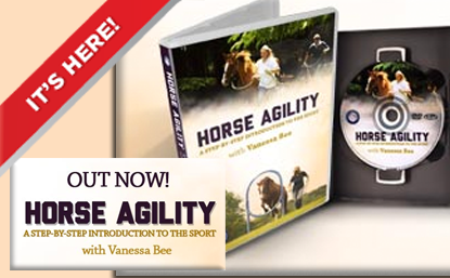CLICK IMAGE TO ORDER THE HORSE AGILITY DVD NOW!
