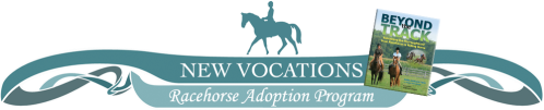 "New Vocations Racehorse Adoption has a new ""champion""! Metro Meteor, the Painting Racehorse, will be on the TODAY SHOW April 4, 2013. Tune in and check it out!"