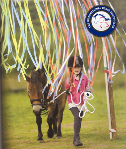 Learn how to master The Curtain obstacle in THE HORSE AGILITY HANDBOOK by Vanessa Bee.