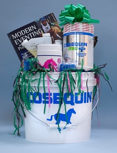 Sign up to WIN THIS! Stop by the Cosequin booth in the Sponsor Village at Rolex Kentucky!