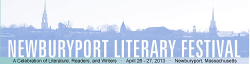 Join TSB author Linda Snow McLoon at the Newburyport Literary Festival this month.