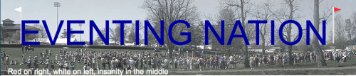 """Click the image above to see photos (and """"outfits""""!) from the first horse inspection at the 2012 Rolex Kentucky on Eventing Nation."""