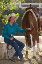 Sandy Collier is author of REINING ESSENTIALS (HorseandRiderBooks.com).