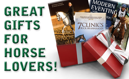 Take the TSB Quiz to figure out a great gift for the horse lover on YOUR list!