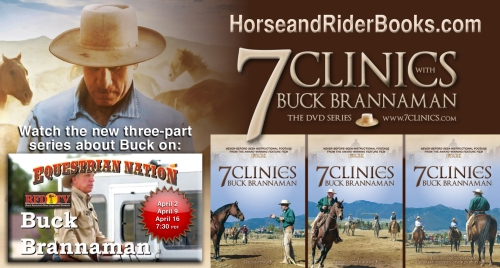 CLICK THE IMAGE to find out more about Buck Brannaman DVDs.