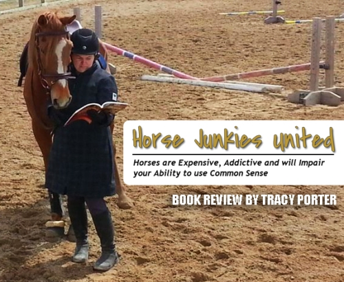 CLICK IMAGE to read the full review of THE RIDING HORSE REPAIR MANUAL on Horse Junkies United