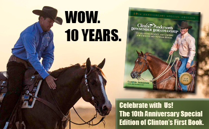CLICK THE IMAGE ABOVE to order the 10th Anniversary Special Edition of Clinton's first book.