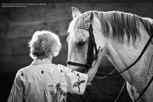 We all crave that special connection with our horses.