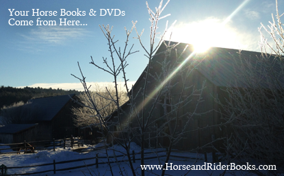 The winter sun rises over the TSB warehouse in Vermont.
