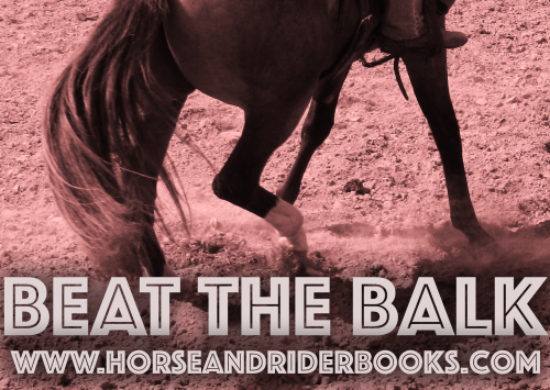 Fix the Horse That Refuses to Go Forward: Tips from Heather