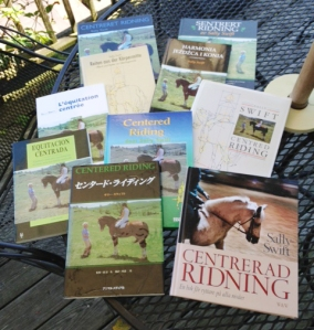 CENTERED RIDING by Sally Swift has been published in 16 languages.
