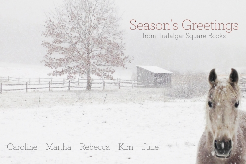 Wishing You a Peaceful Holiday, from the TSB Farm to Yours