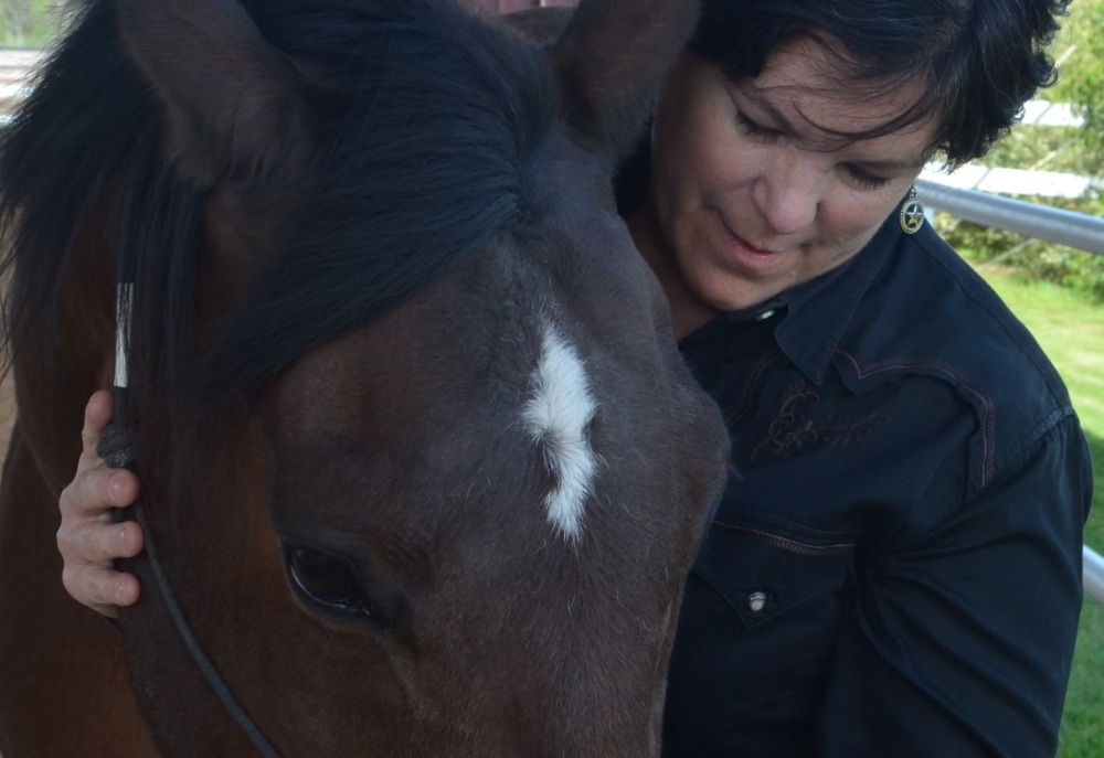 Author Melinda Folse seeks ways to ensure we all find paths to empowerment and joyful living with horses.