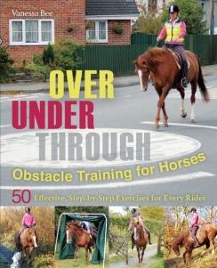 Over Under Through Cover FINAL-horseandriderbooks
