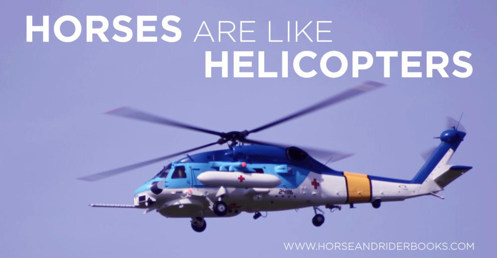 HorsesLikeHelicopters-horseandriderbooks