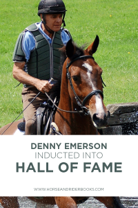 DennyEmersonHallofFame-horseandriderbooks