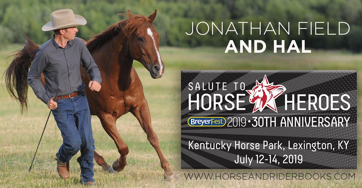 JonathanFieldandHalBreyerfest-horseandriderbooks