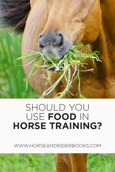 FoodinHorseTraining-horseandriderbooks