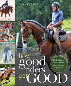 Denny Emerson book horses