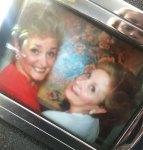 L-R Nancy (mum) and Susan(godmum)